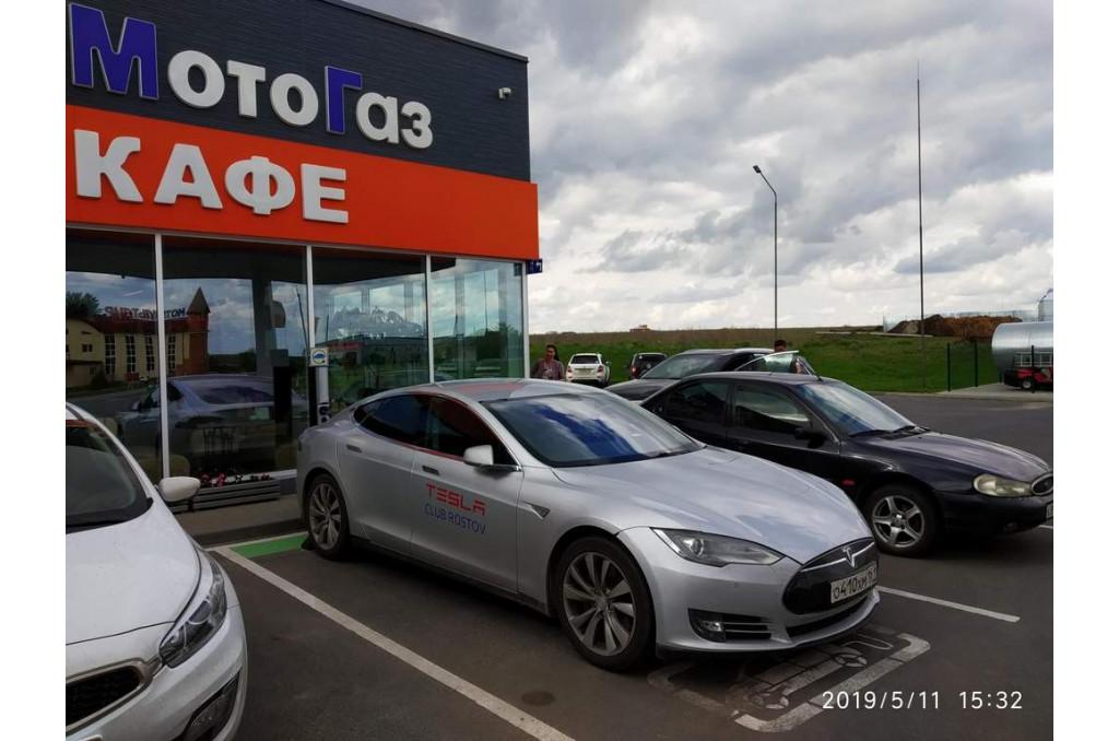 Поездка Tesla Club Rostov в Брянск Курск Воронеж путешествие на Tesla Model S по России и Европе.