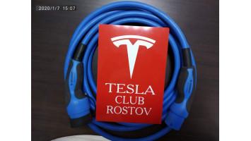 Купить кабель Type2 с IEC62196-2 для Tesla